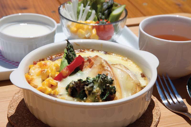 7新・美瑛カレー…ん【焼き麺】