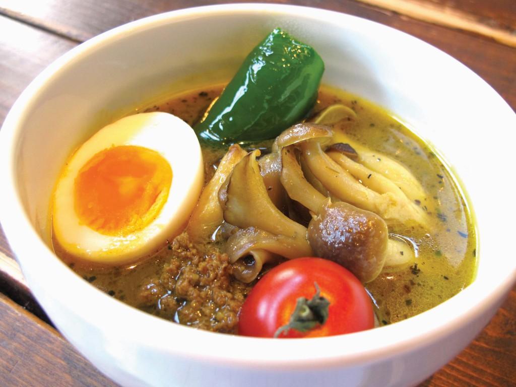 4札幌スープカレー