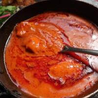 無印カレー 3種の唐辛子を使ったチキン 北インド 激辛カレー 日刊カレーニュース
