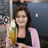 喫茶ネグラ カレークリームソーダ 下北沢カレー カレーフェスティバル カレー女子 カレースイーツ ネグラ KOZU Geki