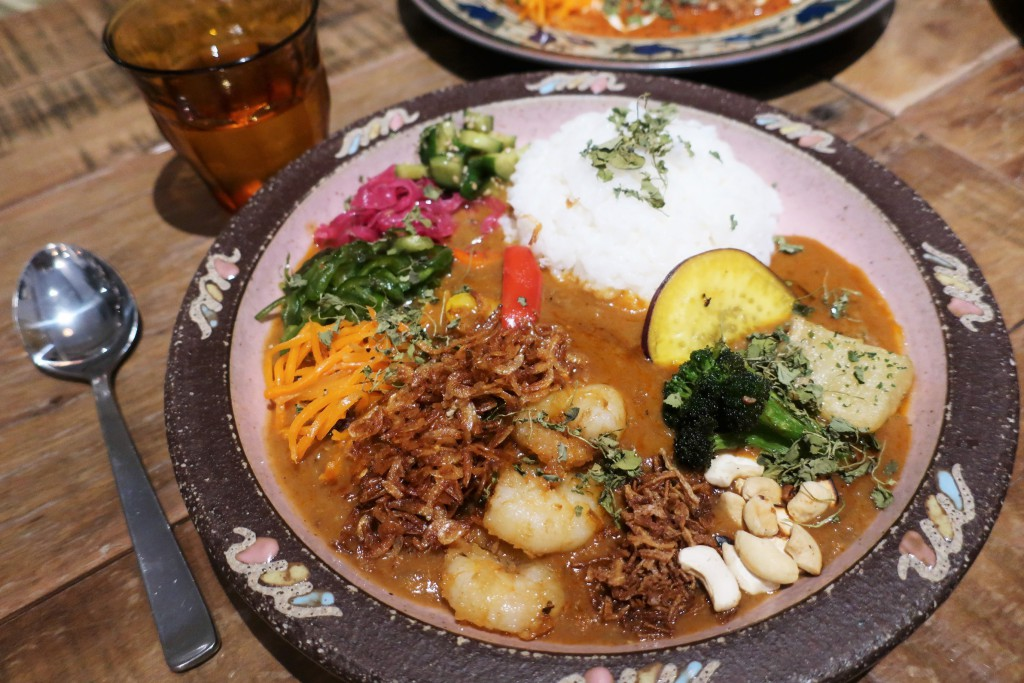 Mikazuki Curry SAMURAI 三日月カレー 下北沢カレー カレーフェス カレー名店