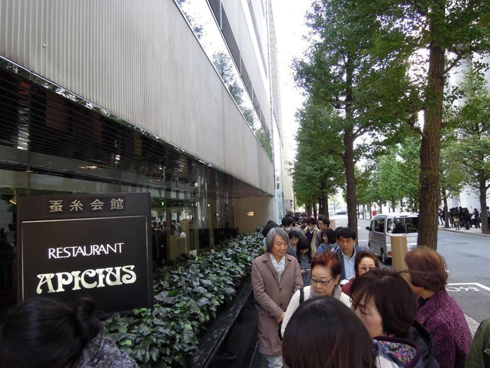 東京グランメゾンチャリティーカレー チャリティーカレー フレンチカレー カレー名店 シェイノ アピシウス 銀座レカン