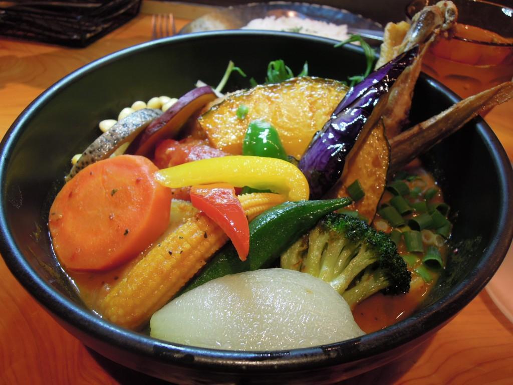 下北沢カレー Rojiura Curry SAMURAI 路地裏カレー侍 スープカレー 野菜カレー 日刊カレーニュース