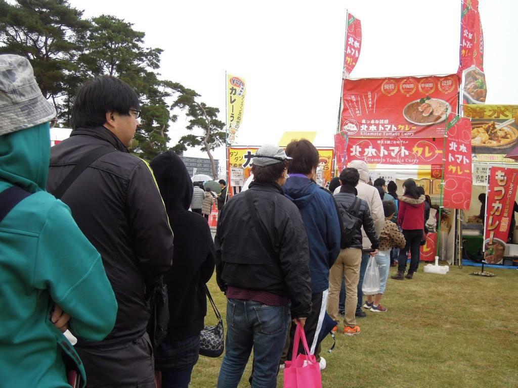 土浦カレーフェスティバル C-1グランプリ ご当地カレー カレーグランプリ カレー女子
