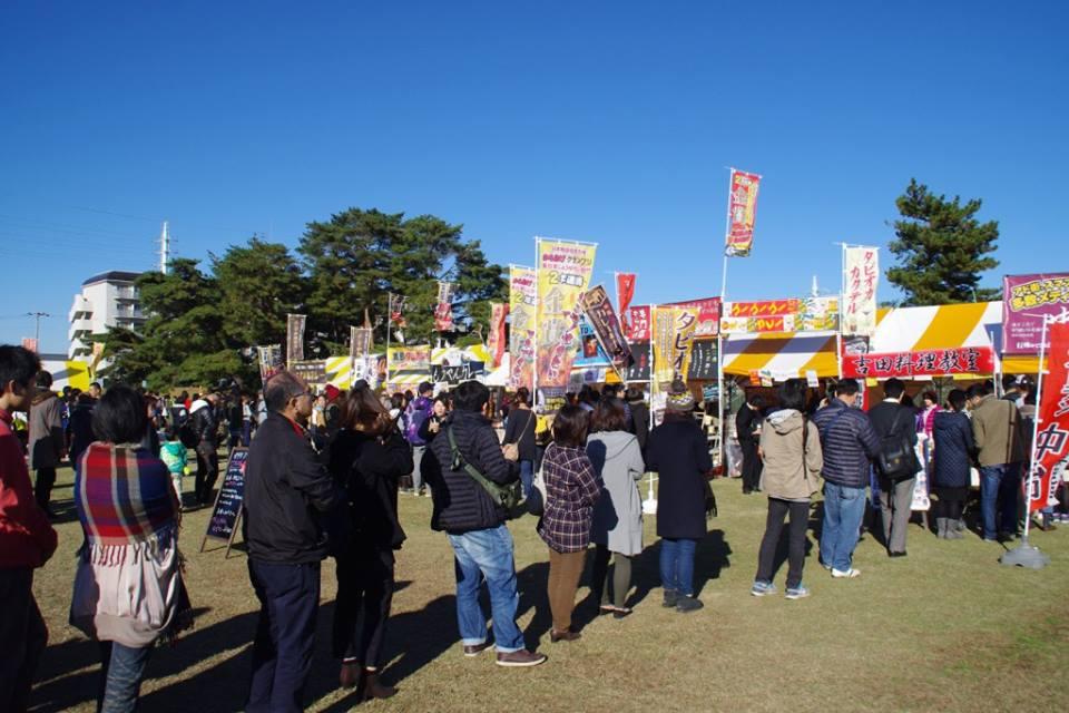 土浦カレーフェスティバル ご当地カレー カレーグランプリ C-1グランプリ カレーの街つちうら
