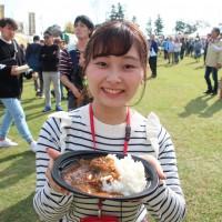 土浦カレーフェスティバル C-1グランプリ カレーグランプリ カレー女子 ご当地カレー
