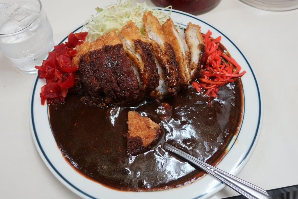 キッチン南海 神保町カレー カツカレー カレー名店