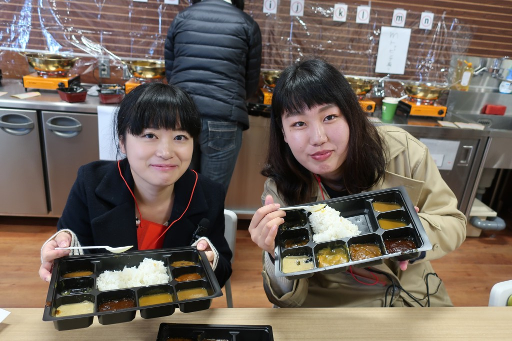 カレーグランプリ カレーなる闘い ビストロカシュカシュ カレー名店 JAM3281