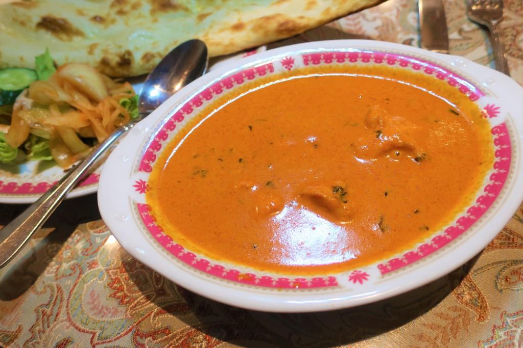 カレー名店 バターチキン モティ MOTI インドカレー