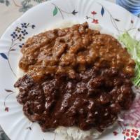 粗挽きビーフカレー キーマカレー カレー新商品 エスビー食品 欧風カレー インドカレー