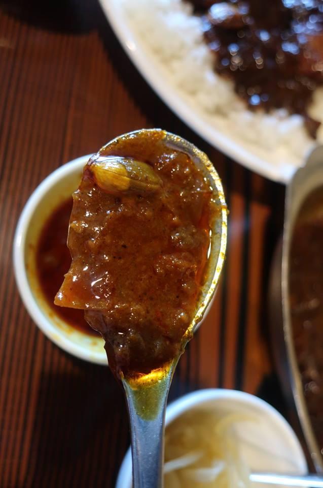 中華大島 柏カレー シャヒジャルカレー カシミールカレー ボンベイ カレー名店
