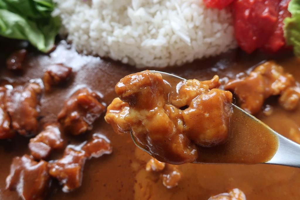 牛角カルビカレー 牛角カレー カルビカレー 焼肉カレー カレー新商品