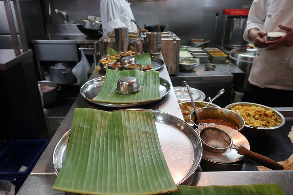 カレー名店 ミールス アーンドラダイニング 南インドカレー 銀座カレー ベジミールス