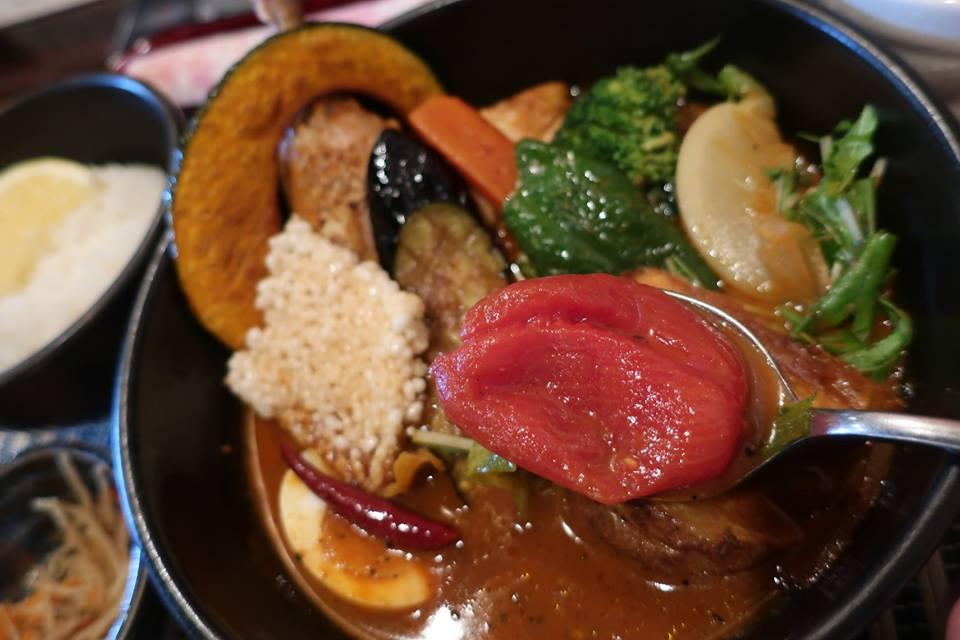 スープカレー 奥芝商店 八王子カレー 札幌スープカレー カレー名店
