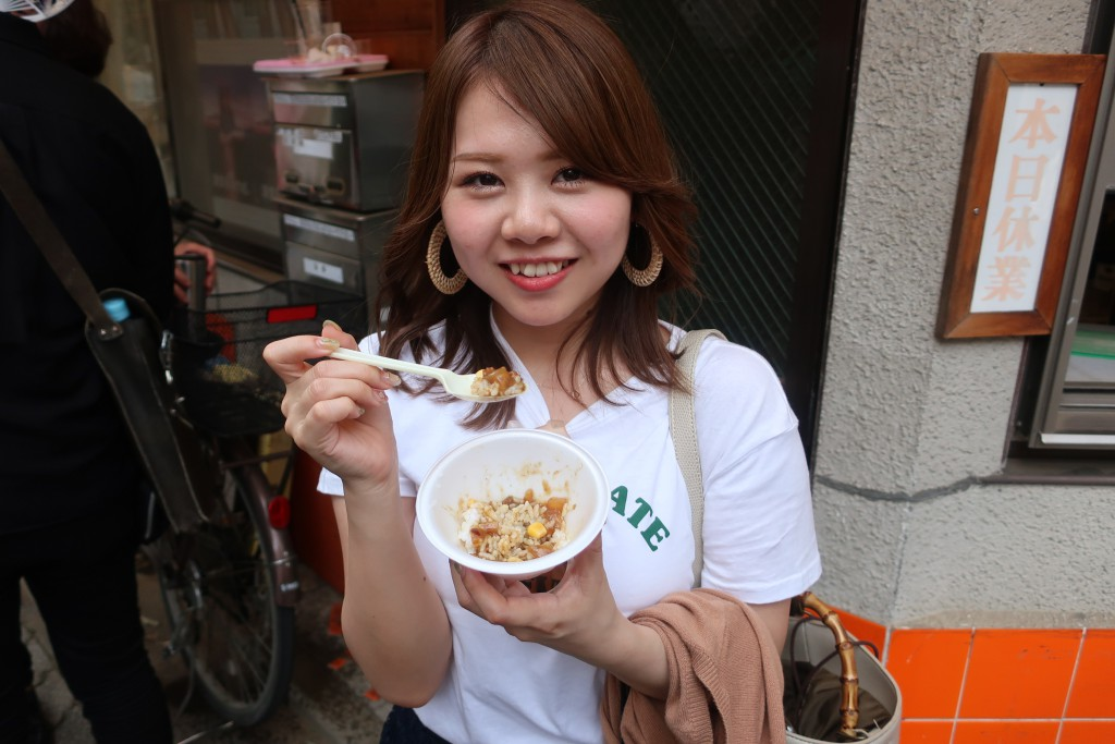 ワンカップカレーフェア 100円カレー カレーイベント カレーフェス 阿佐ヶ谷カレー カレー女子