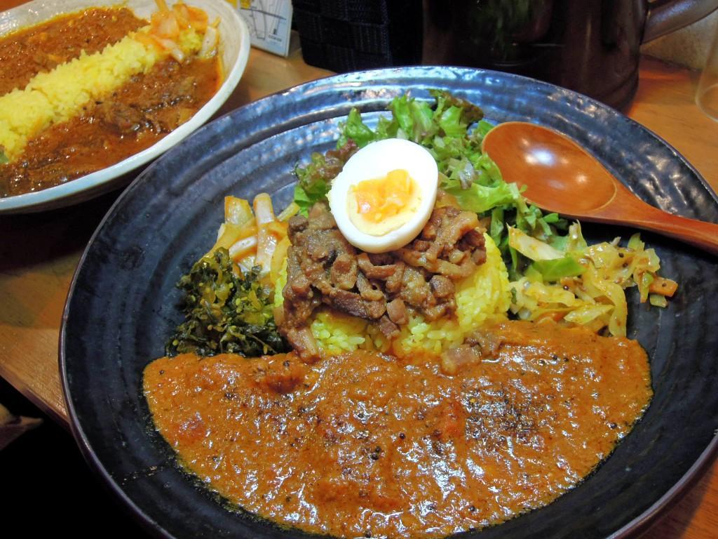 カレー文化祭 Curry & Culture 一条もんこ カレー名店 カレーおじさん\(^o^)/ カレーイベント