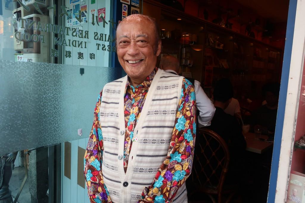 ナイルレストラン インドカレー ナイル善己 A.M.ナイル G.M.ナイル カレー名店 最古のインドカレー店 ムルギーランチ