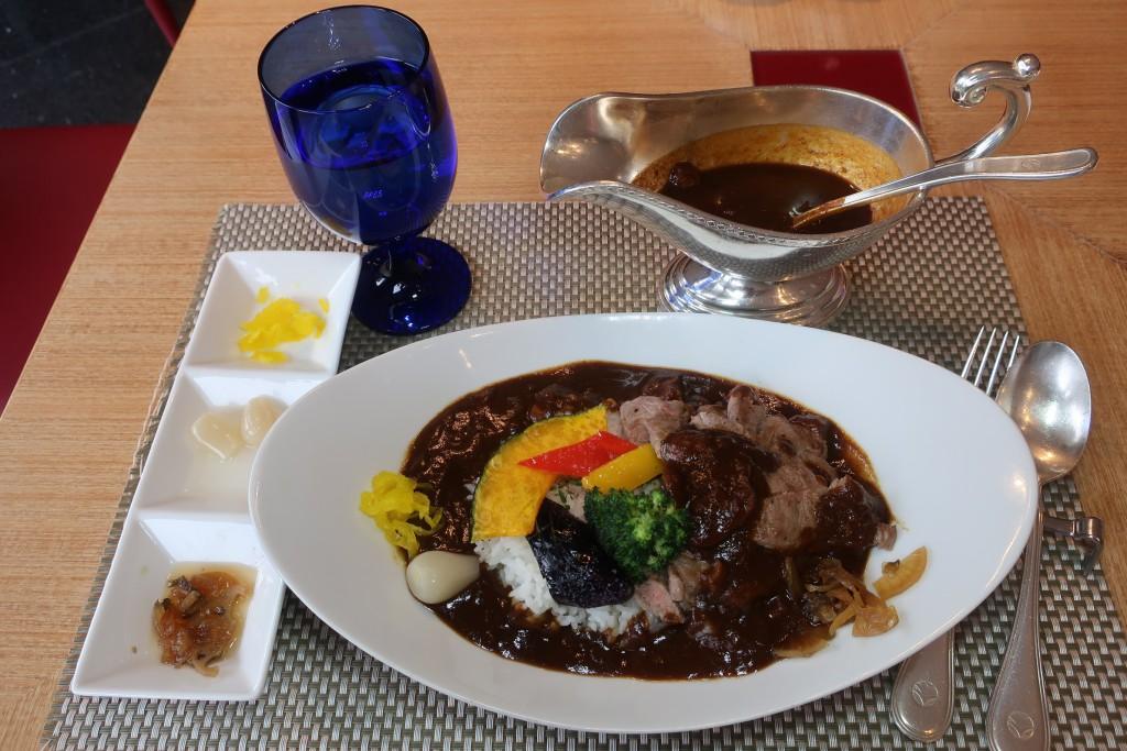 ホテルニューオータニ 欧風カレー ビーフカレー ホテルカレー SATSUKIカレー TEPIAニューオータニTokyo