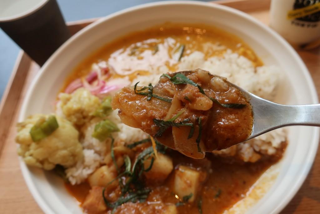 Curry Stock Tokyoの日 Soup Stock Tokyo カレーしかない日 カレーだけの日 カレー名店紹介 カレー愛