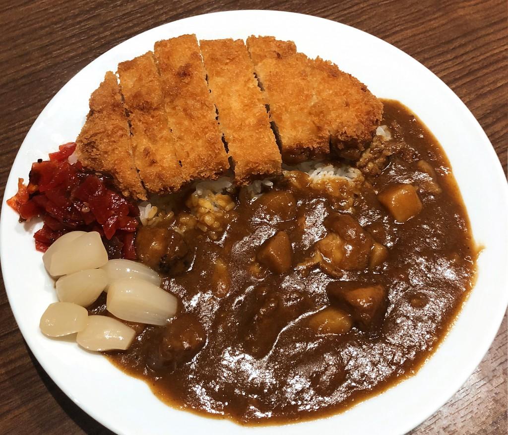 お茶の水、大勝軒 神田カレーグランプリ決定戦2019 カツライスカレー 焼肉ライスカレー 田内川真介
