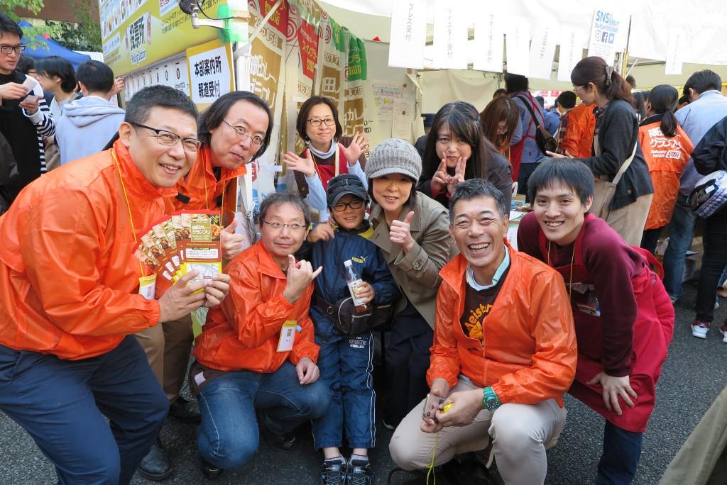 神田カレーグランプリ 神田カレー カレーフェス 一条もんこ お茶の水 大勝軒