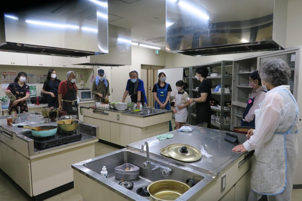 横須賀カレーラボ カレー教室 カレー愛 欧風カレー