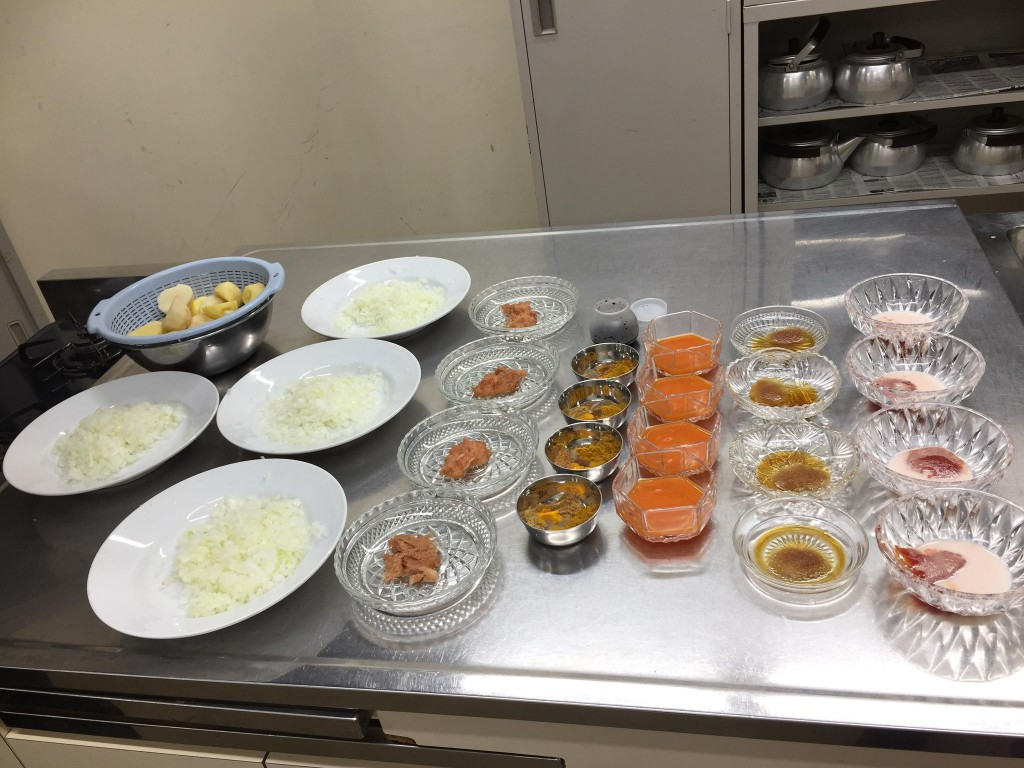 カシミールカレー 名店デリー カレー調理会 横須賀カレーラボ